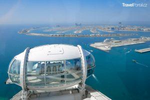 Ain Dubai neboli Dubajské oko