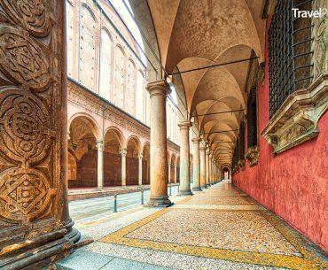 Portikusy v Bologni se pyšní nálepkou UNESCO 2021
