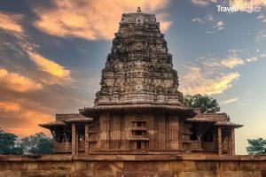 UNESCO 2021 – indický chrám Ramappa