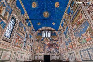fresky v kapli Scrovegni