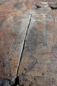 také petroglyfy u Oněžského jezera si vysloužily nálepku UNESCO 2021