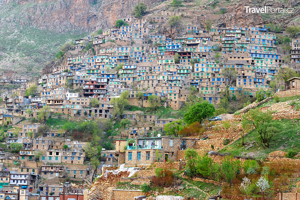 vesnice Hawraman