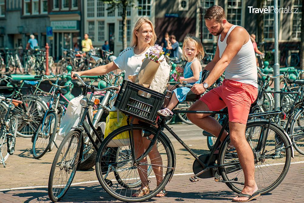 Amsterdam je druhé Nejlepší město světa v roce 2021