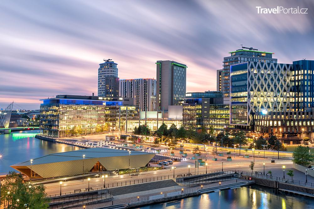 Manchester je třetí Nejlepší město světa v roce 2021