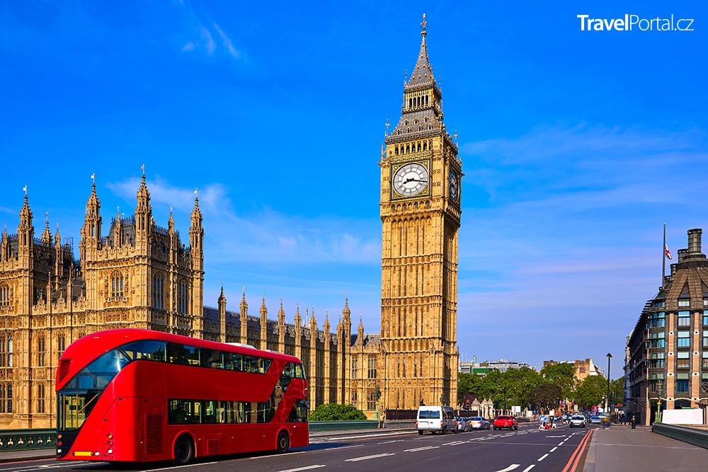 pokud se budete chtít vydat na zájezd do Londýna nebo jinam do Velké Británie, budete potřebovat cestovní pas