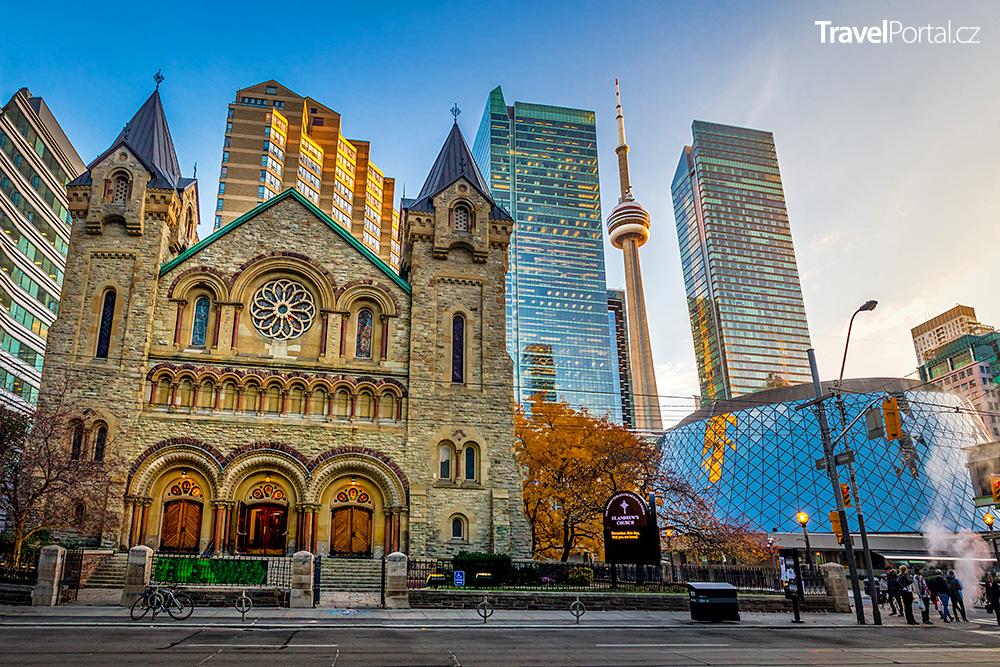 Toronto je druhé Nejbezpečnější město světa 2021